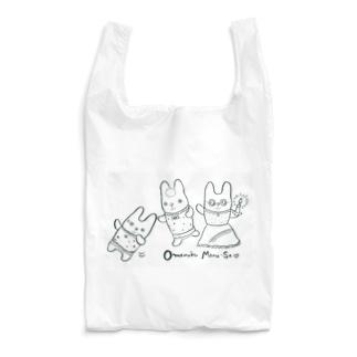 おまぬけマヌーサ♡ Reusable Bag