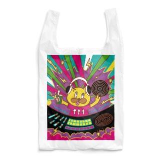 DJくまお Reusable Bag