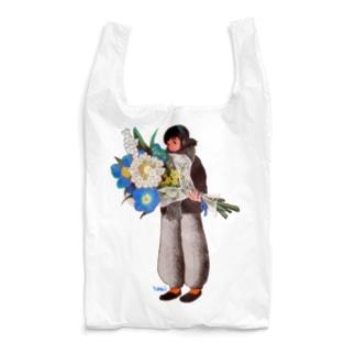 大きな花瓶が欲しい Reusable Bag