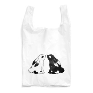 勾玉うさぎさん Reusable Bag