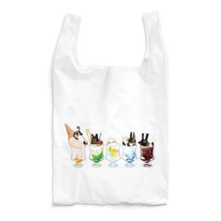 とーとつにエジプト神 フロート!フロート! Reusable Bag