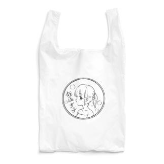 銭湯女子・エコバッグ Reusable Bag