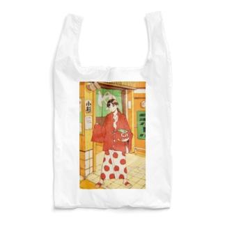 銭湯女子の銭湯女子・エコバッグ Reusable Bag