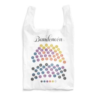 バンドネオンのボタンA Reusable Bag
