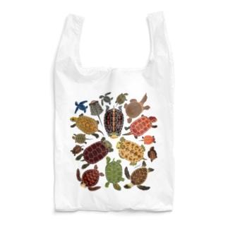 日本の亀 Reusable Bag