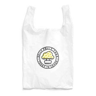 DFTエコバッグ(レモン) Reusable Bag