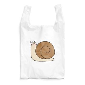 驚くかたつむり Reusable Bag