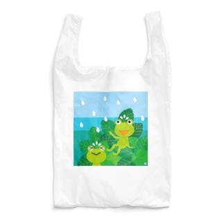 雨どきどき Reusable Bag