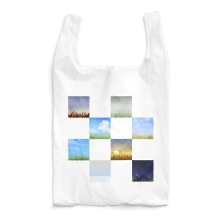 草のある景色 Reusable Bag