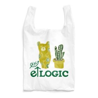 熊サボテン Reusable Bag