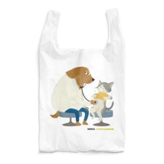 犬のお医者さん Reusable Bag