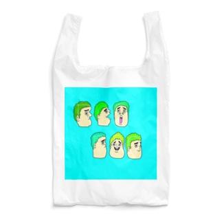 エコバッグちゃん。 Reusable Bag