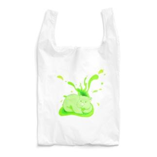 みどりのウォンバット Reusable Bag