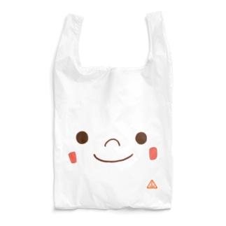 ともSUN かお Reusable Bag