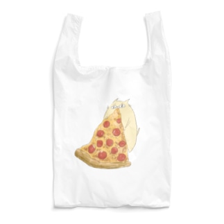 pizza time(ぐーにゃん) Reusable Bag