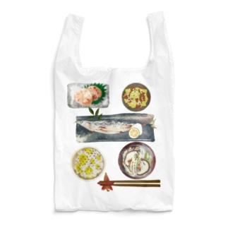 秋定食 Reusable Bag