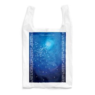 Caoliのアマビエ様(深海) Reusable Bag