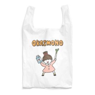 おかいものガール Reusable Bag