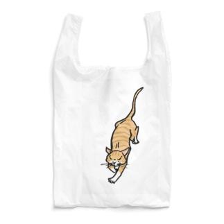 トラ猫エコバック Reusable Bag
