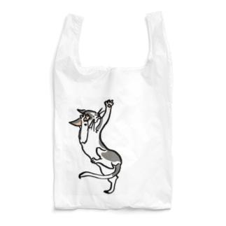 ハチワレエコバック Reusable Bag