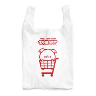 29MART_red Reusable Bag