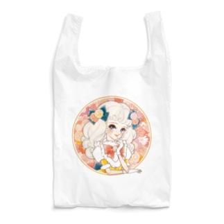 ロマンチックガール Reusable Bag