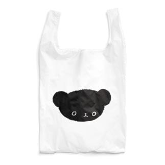 黒くま Reusable Bag