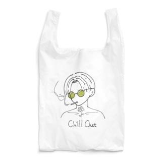 チルアウト(黄色ver.) Reusable Bag