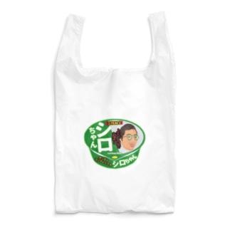 緑のシロ カップ麺ver Reusable Bag