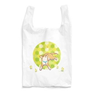 ひなたぼっこ(犬) Reusable Bag