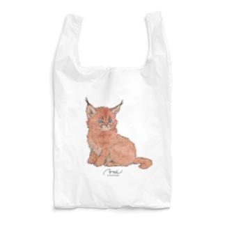 カラカルさん Reusable Bag
