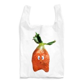 おいしいイチゴ Reusable Bag