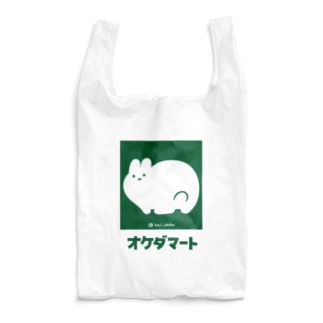 オケダマート(深みどり) Reusable Bag