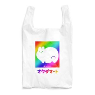 オケダマート(レインボー) Reusable Bag