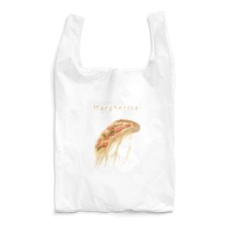 マルゲリータピザ Reusable Bag