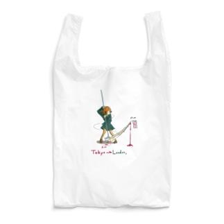 東京否定エコバッグ Reusable Bag