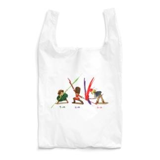 ズッコケ三大市場 Reusable Bag