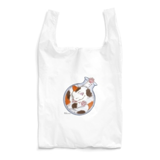 Phantom Plants shopの猫は液体 Reusable Bag