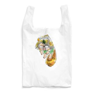 つままれたぬきの姿 Reusable Bag