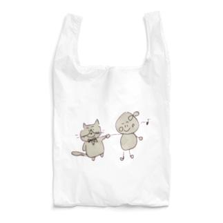 ごましおとごま子のわくわくエコバッグ♪ Reusable Bag