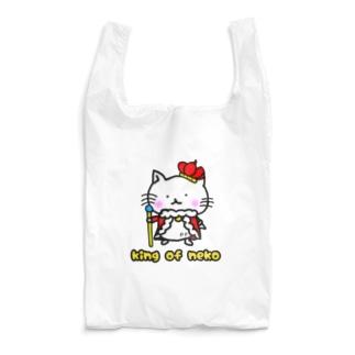 King of ねこ Reusable Bag