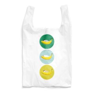 BANANA BED 文鳥 Reusable Bag