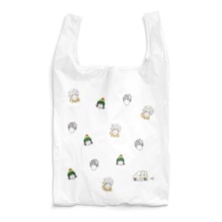 3人、動物園へ Reusable Bag