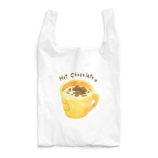 ホットチョコレート Reusable Bag