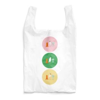 細長い仲間たち Reusable Bag