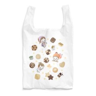 ムスメら(クッキー)  Reusable Bag