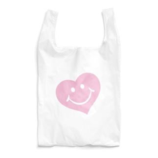 スマイルハート♡ Reusable Bag