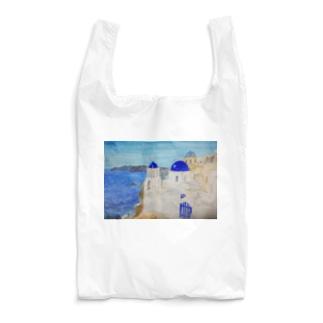サントリーニ Reusable Bag
