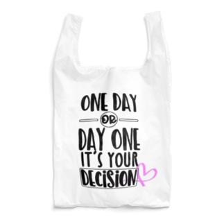 いつやるの? Reusable Bag