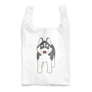スタンダップハスキー1 Reusable Bag